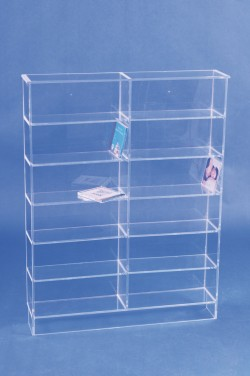 Acryl glass CD unit