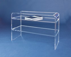 Acryl glass sideboard