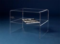 Acryl glass table