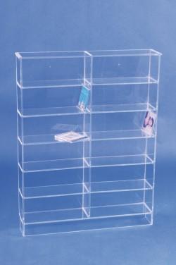 Acryl glass CD unit