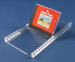Acrylic CD-Tray