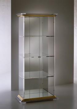 Acryl glass vitrine