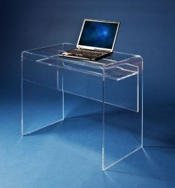 Acryl glass desk