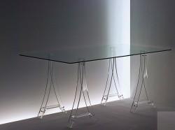 Acryl glass desk